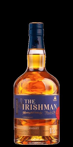 The Irishman 12 Year Old Single Malt Irish Whiskey