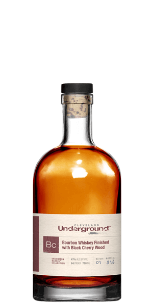 Cleveland Underground Black Cherry Finish Bourbon