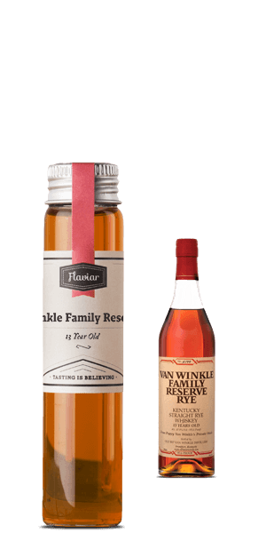 Van Winkle Family Reserve Rye 13 Year Old (Tasting sample)