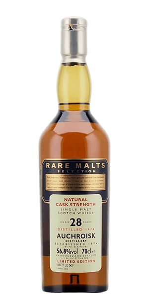 Auchroisk 1974 Rare Malts 28 Year Old