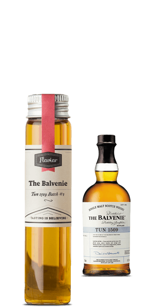Balvenie Tun 1509 Batch #1 (Tasting sample)