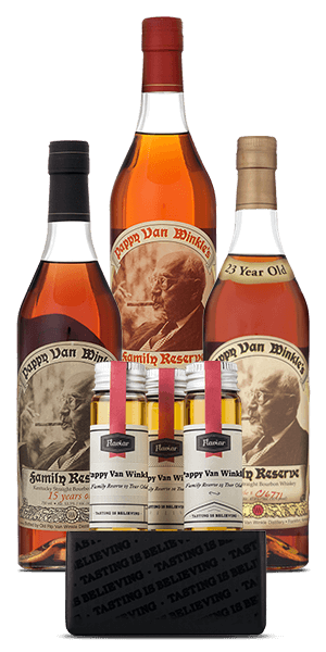 Vault Selection X. - Pappy Van Winkle