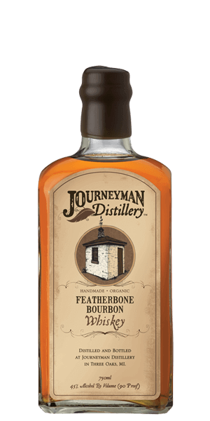 Journeyman Featherbone Bourbon Whiskey