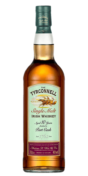 Tyrconnell 10 Year Old Port Cask Finish