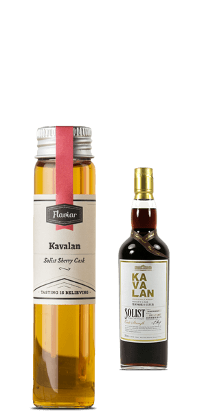 Kavalan Solist Sherry Cask (58.6%) (Tasting Sample)