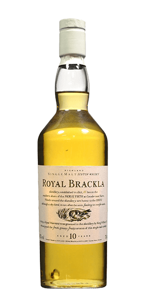 Royal Brackla 10 Year Old Flora and Fauna