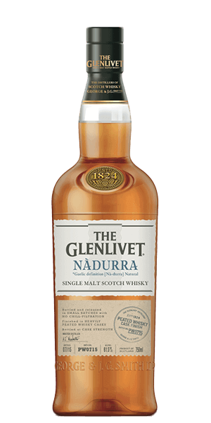 Glenlivet Nàdurra Peated Whisky Cask Finish