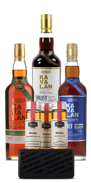 Vault Selection XIV. Kavalan Trio