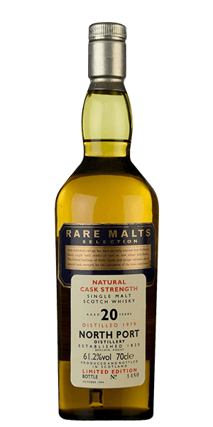 North Port 1979 Rare Malts 20 Year Old