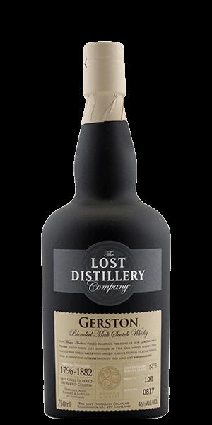 The Lost Distillery Gerston Malt Scotch Whisky