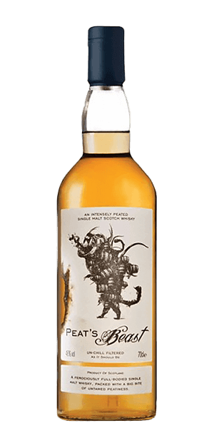 Peat's Beast Single Malt Whisky