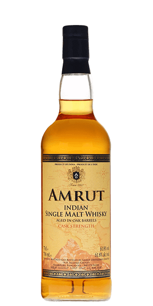 Amrut Cask Strength Whisky