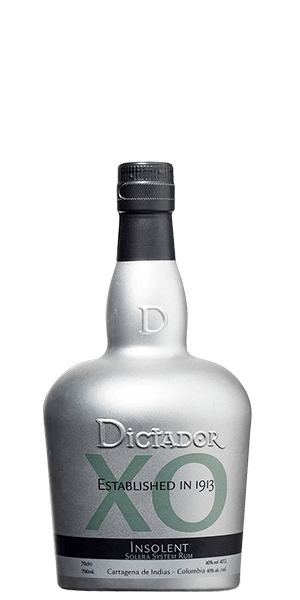 Dictador XO Solera Insolent Rum