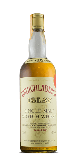 Bruichladdich 10 Year Old 1970