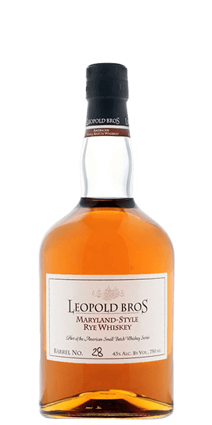 Leopold Bros Maryland Style Rye