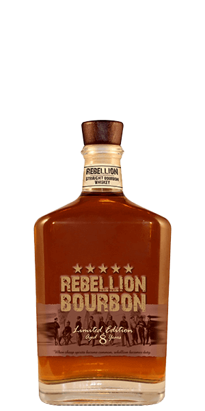 Rebellion 8 Year Old Bourbon