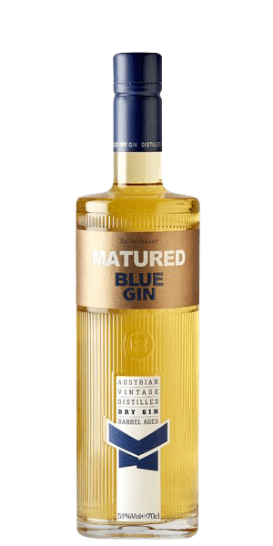 Reisetbauer Matured Blue Gin 7 YO