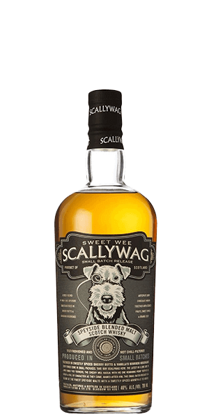 Scallywag Small Batch Release Speyside Malt Scotch Whisky