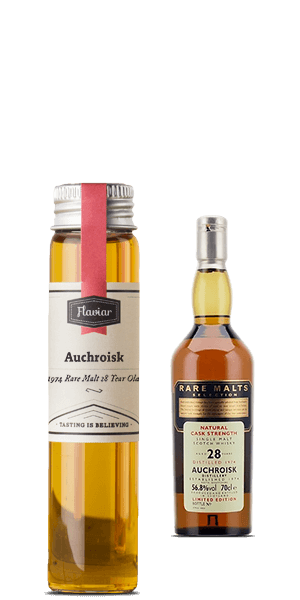 Auchroisk 1974 Rare Malts 28 Year Old (Tasting sample)