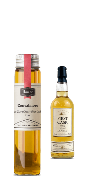 Convalmore 16 Year Old 1981 First Cask (Tasting sample)