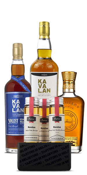 Vault Selection XVII. Kavalan