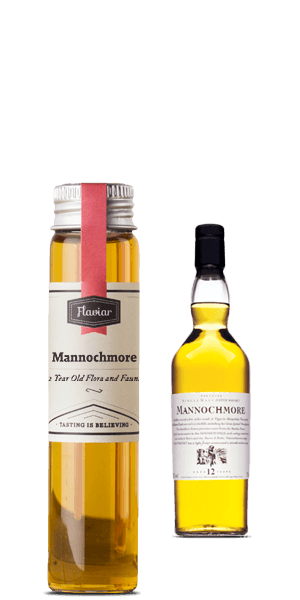 Mannochmore 12 Year Old Flora and Fauna (Tasting sample)
