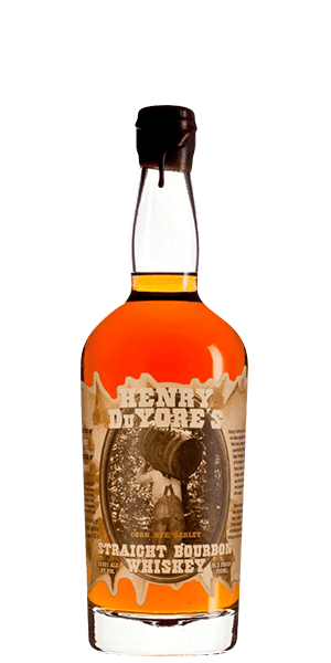 Henry Duyore's Straight Bourbon Whiskey