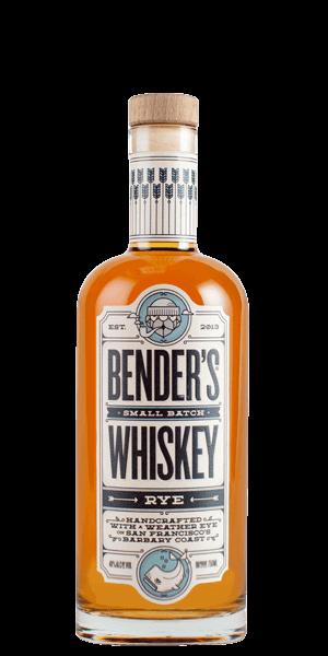 Bender's Rye Whiskey