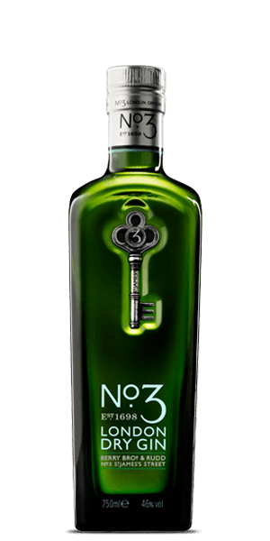 No.3 - London Dry Gin