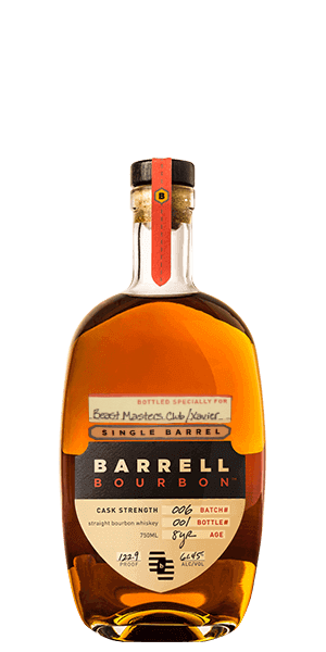 Barrel Bourbon Beast Masters Private Cask
