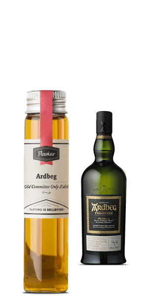 Ardbeg 21 Year Old Committee Only Edition 2016 (Tasting sample)