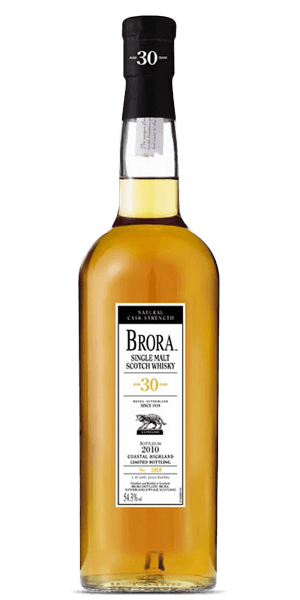 Brora 30 Year Old 2010