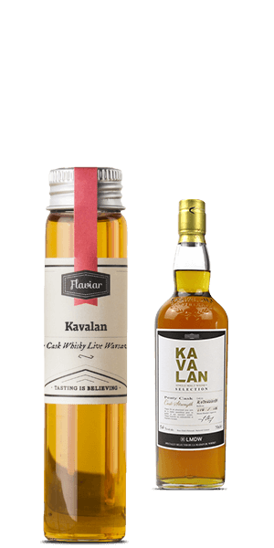 Kavalan Peaty Cask Whisky Live Warsaw 2015