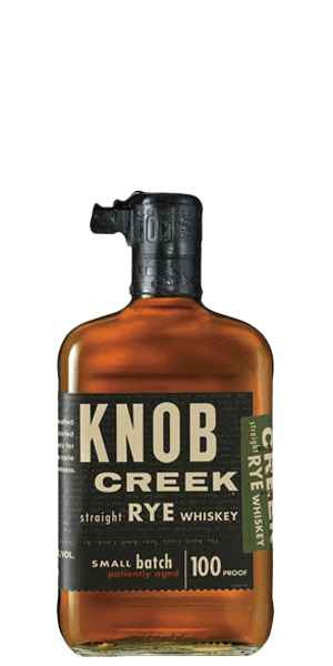 Knob Creek Straight Rye