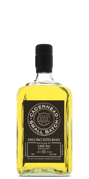 Cadenhead's Caol Ila 31 Year Old (Tasting sample)