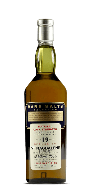 Rare Malts St. Magdalene 19 Year Old 1979
