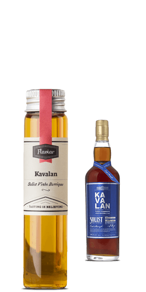 Kavalan Solist Vinho Barrique (55.6%) (Tasting sample)