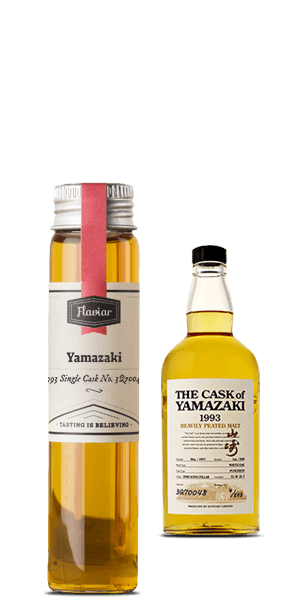 Yamazaki 1993 Single Cask No. 3Q70048 Heavily Peated (Tasting sample)
