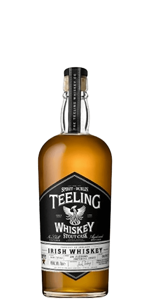 Teeling Small Batch Stout Cask Finish Irish Whiskey