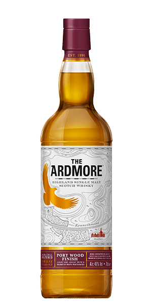 The Ardmore 12 YO Port Wood Finish