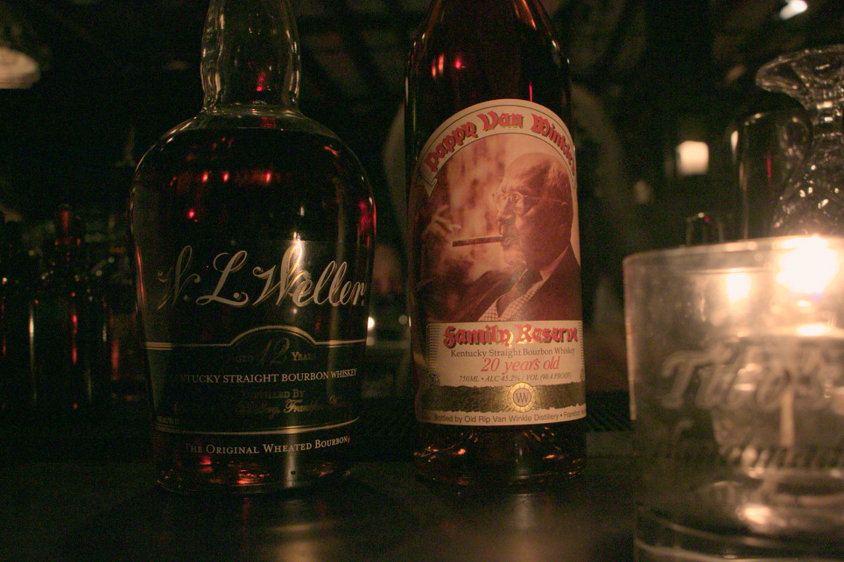 An Intro To Wheated Bourbon Flaviar