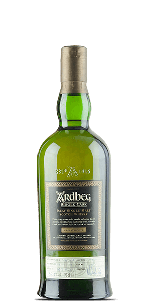Ardbeg 1998 Single Cask No. 1275