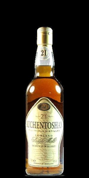 Auchentoshan 21 Year Old (Old Bottling)