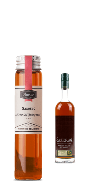 Sazerac 18 Year Old (Spring 2016) (Tasting sample)