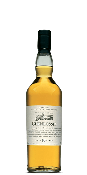 Glenlossie 10 Year Old Flora and Fauna