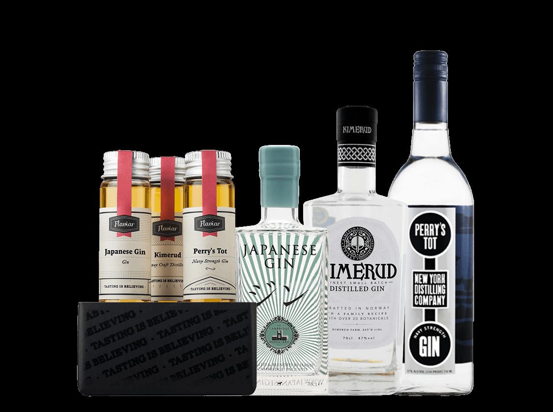 The Many-faced Gin