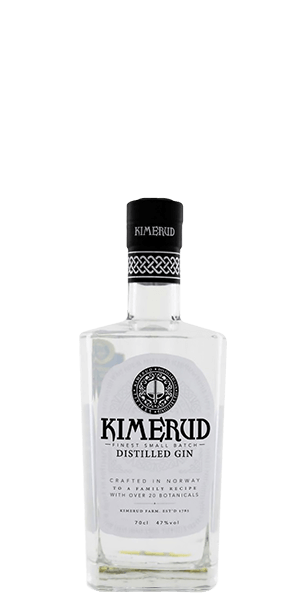 Kimerud Small Batch Distilled Gin