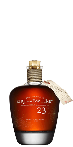 Kirk and Sweeney 23 Year Old Rum