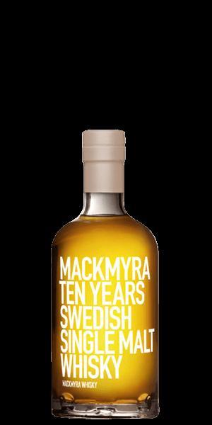 Mackmyra 10 Years