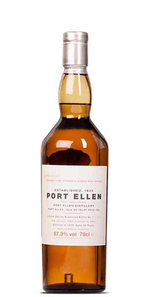 Port Ellen 24 Year Old 3rd Annual Release 1979